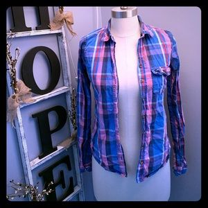 CHECKERED SHIRT FROM ABERCROMBIE & FITCH